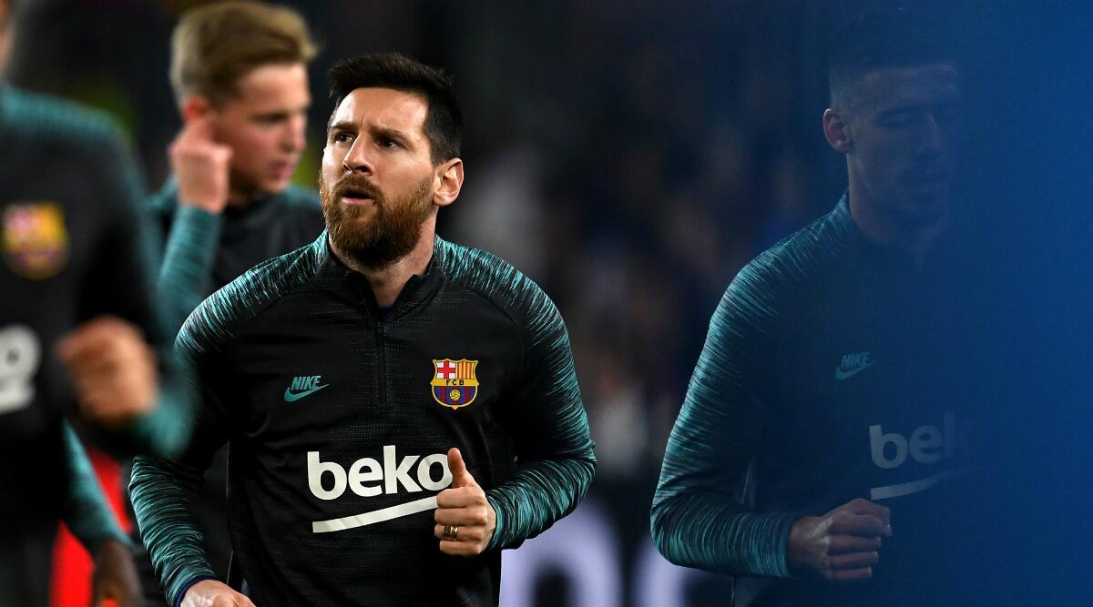 Lionel Messi's Wanda Metropolitano Challenge