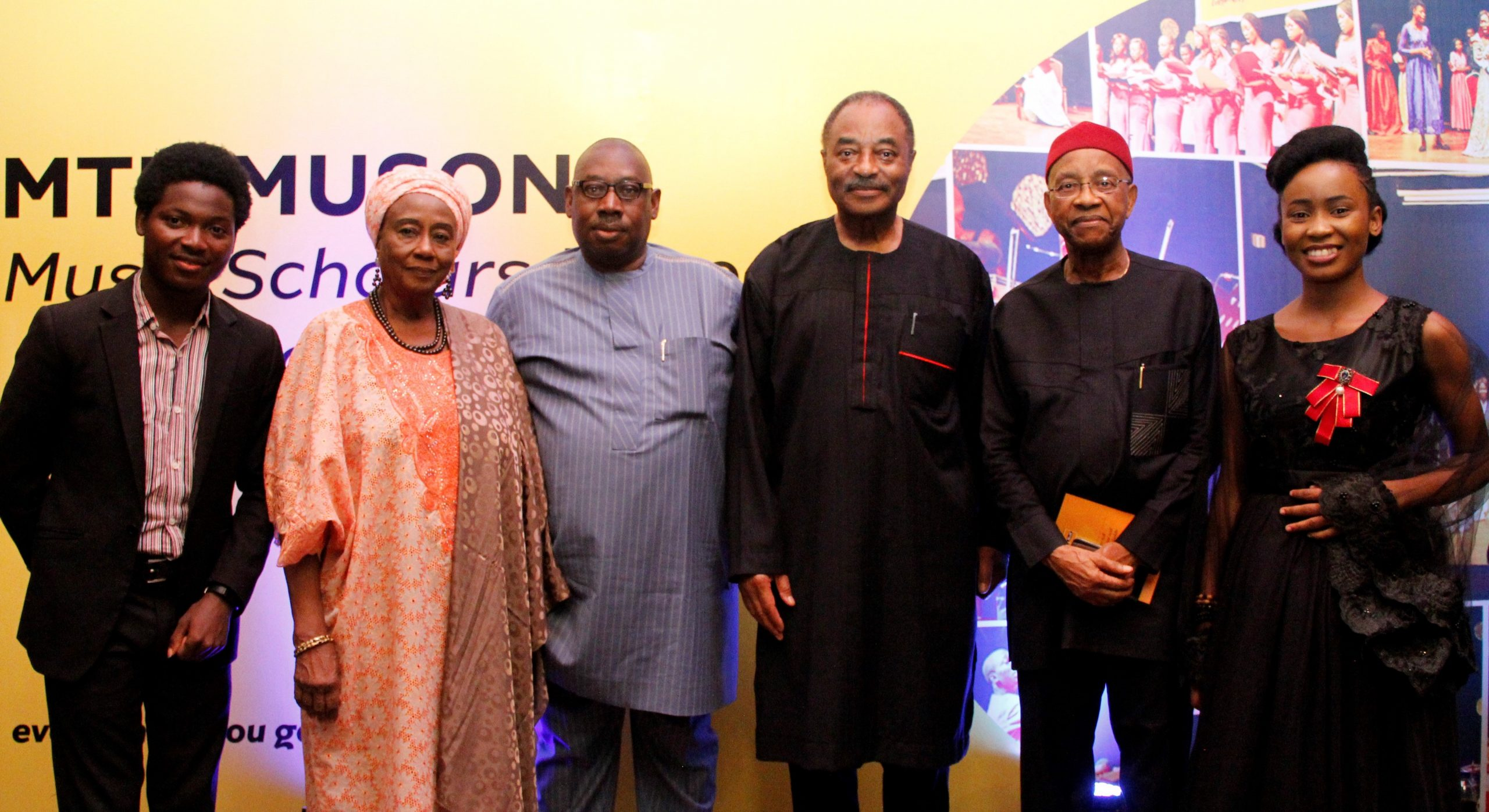 MUSON Appreciates MTN Foundation, others with Donors Concert - Brand Spur