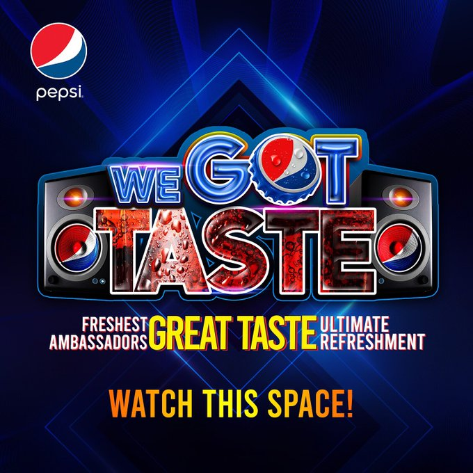 "Pepsi Unveils 'We Got Taste"" Campaign, Agenda for December"