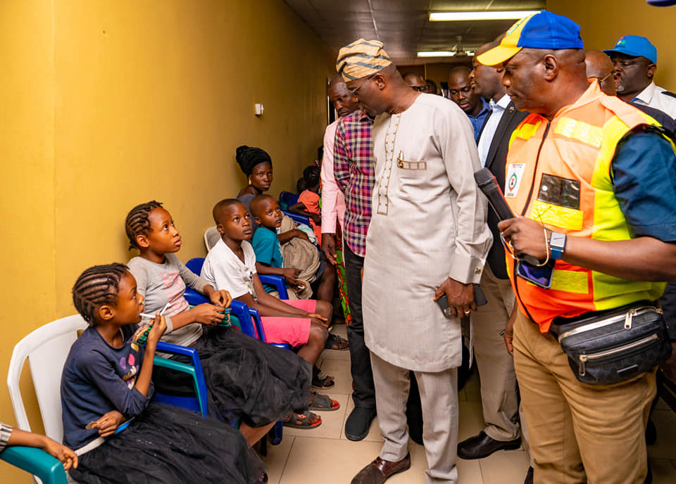 ABULE-EGBA EXPLOSION: Government To Meet With NNPC On Compensation For Victims - Sanwo-Olu
