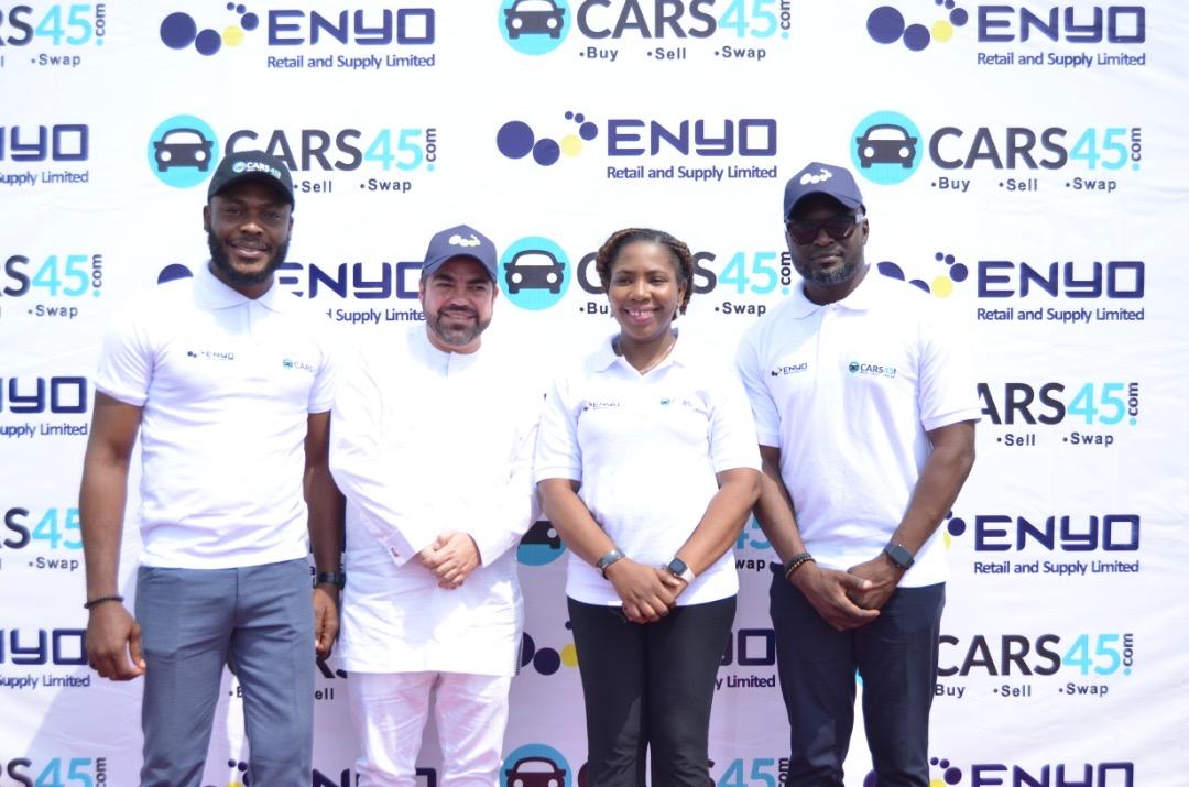 Enyo partners Cars45 to unveil Premium Auto Centre