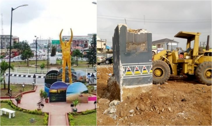 Fela, Awo's Statues not Destroyed - LASG