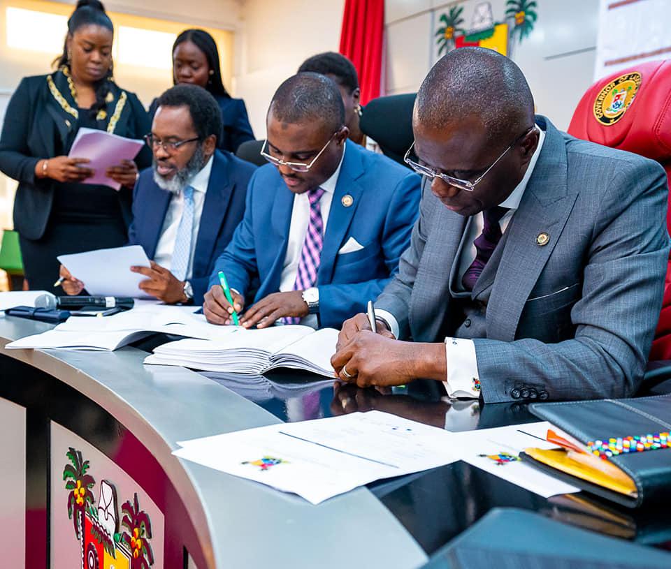 History as Lagos raises N100 Billion Bond to Finance Infrastructure