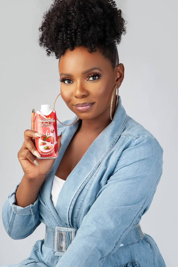 Hollandia Yoghurt signs Yemi Alade as brand ambassador to mark 15 Years Anniversary