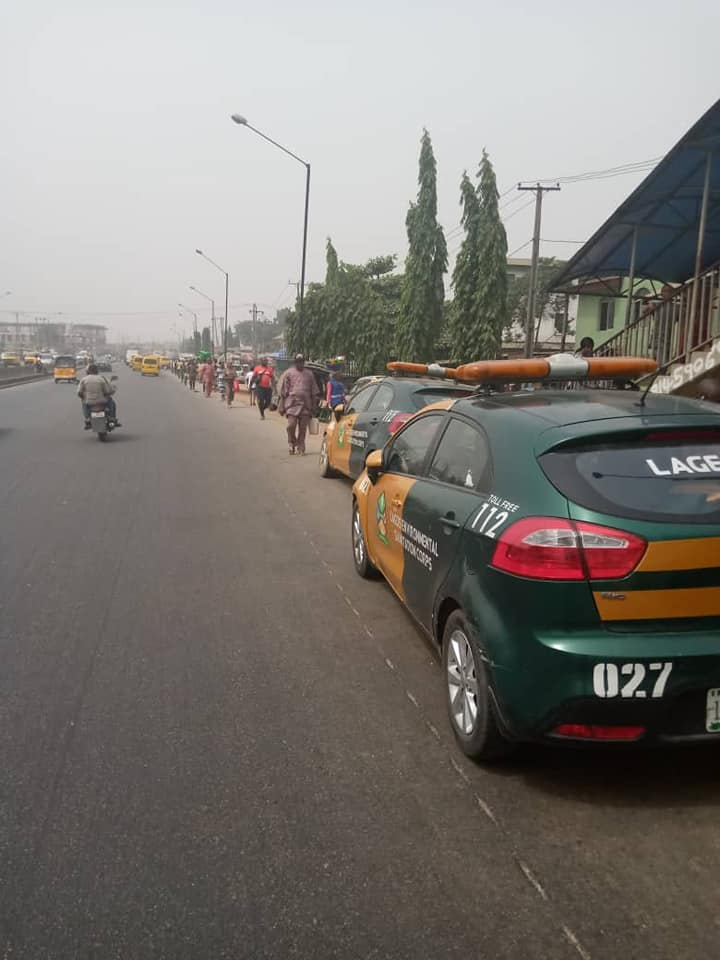 Lagos State Govt goes tough on Pedestrians Crossing Highways - Brand Spur