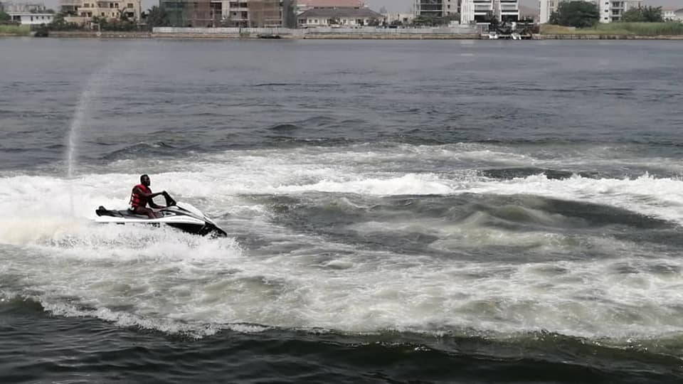 LASEMA is prepared for 21st Century Waterways Rescue, says DG - Brand Spur