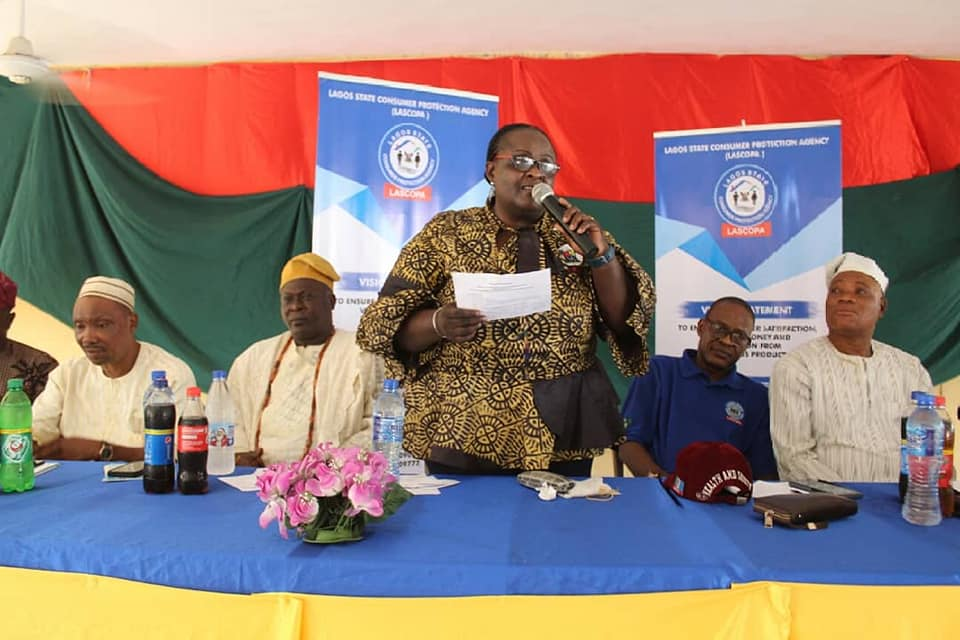LASG reiterates commitment to Consumer Protection - Brand Spur