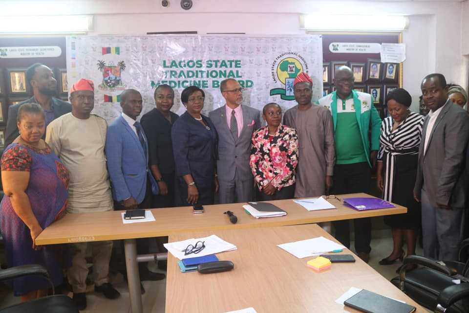 Lagos Commissioner inaugurates Traditional Medicine Board Research Group - Brand Spur