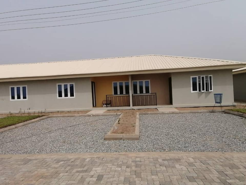 Lagos State unveils it's First Green and Eco-friendly Housing Estate (Photos) - Brand Spur