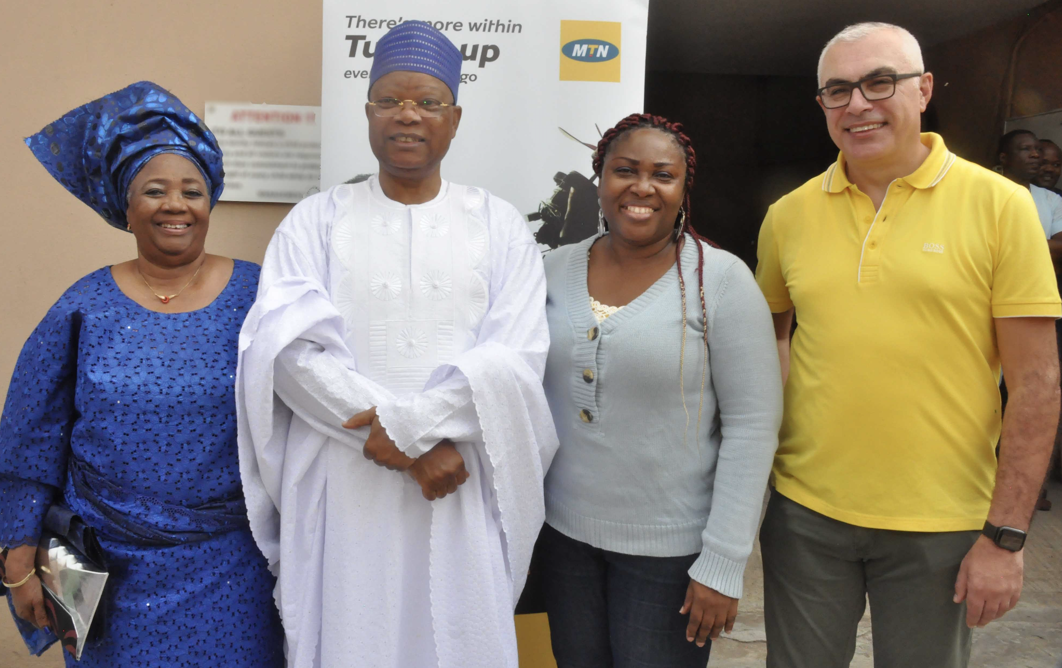 MTN Foundation Donates to Orphanages and Correctional Centres across Nigeria