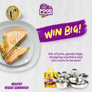 Join Mamador Food Explorer contest, Win Exciting prizes