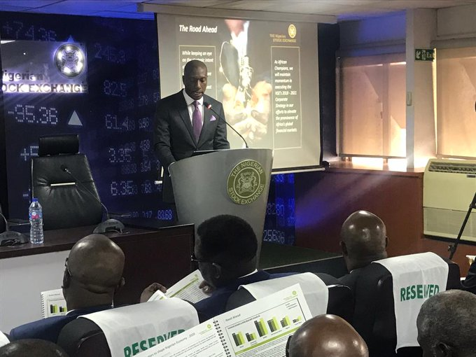 NSE CEO Reviews 2019 Market Performance and Give Outlook for 2020​ - Brand Spur
