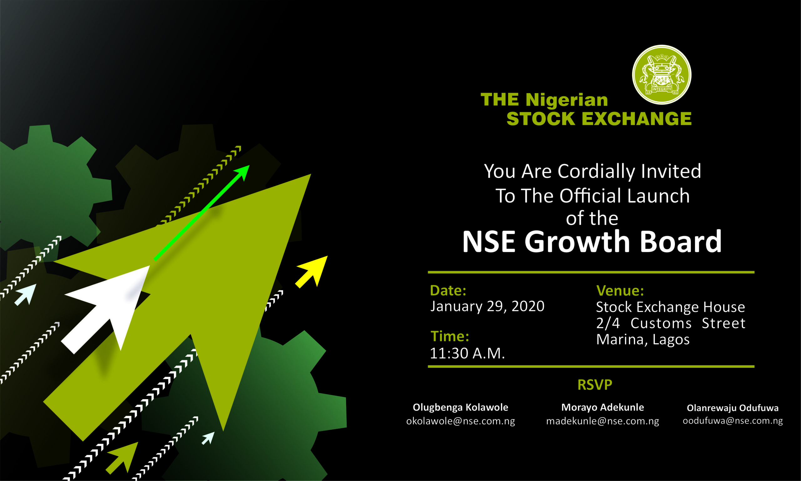 NSE Set to Launch Growth Board for High-Growth Companies - Brand Spur