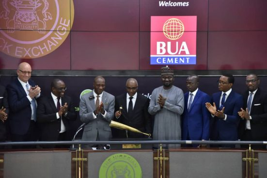BUA Cement lists 33.86bn shares on NSE, becomes third largest listed company - Brand Spur