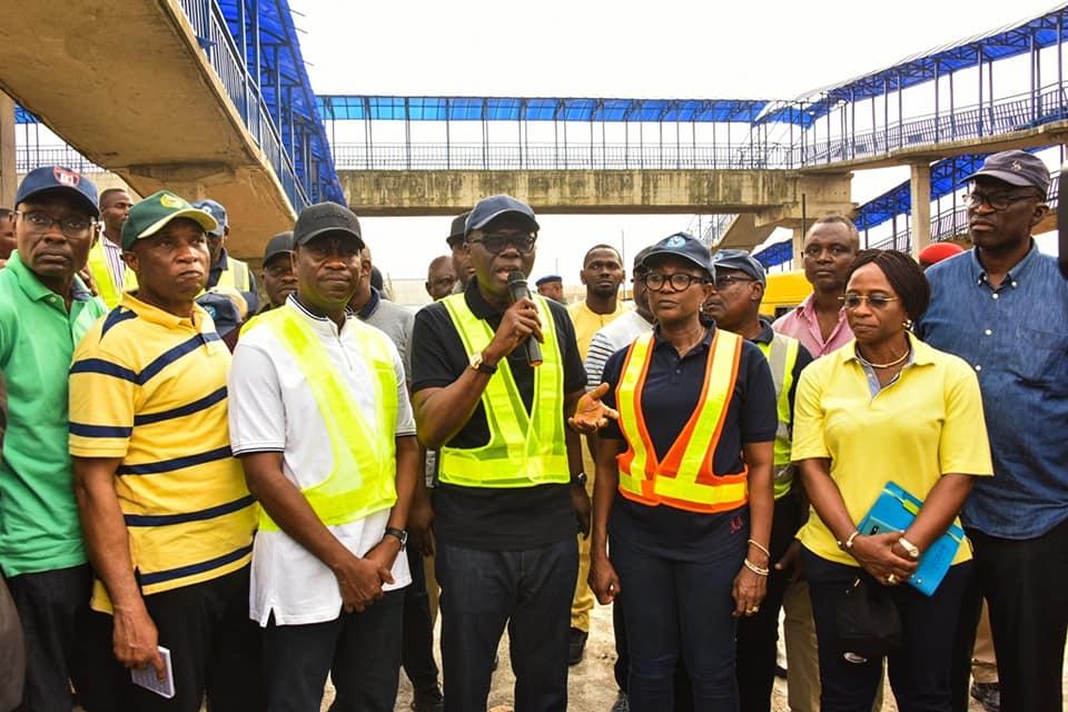 Oshodi-Abule Egba BRT Corridor ready in May - Sanwo-Olu