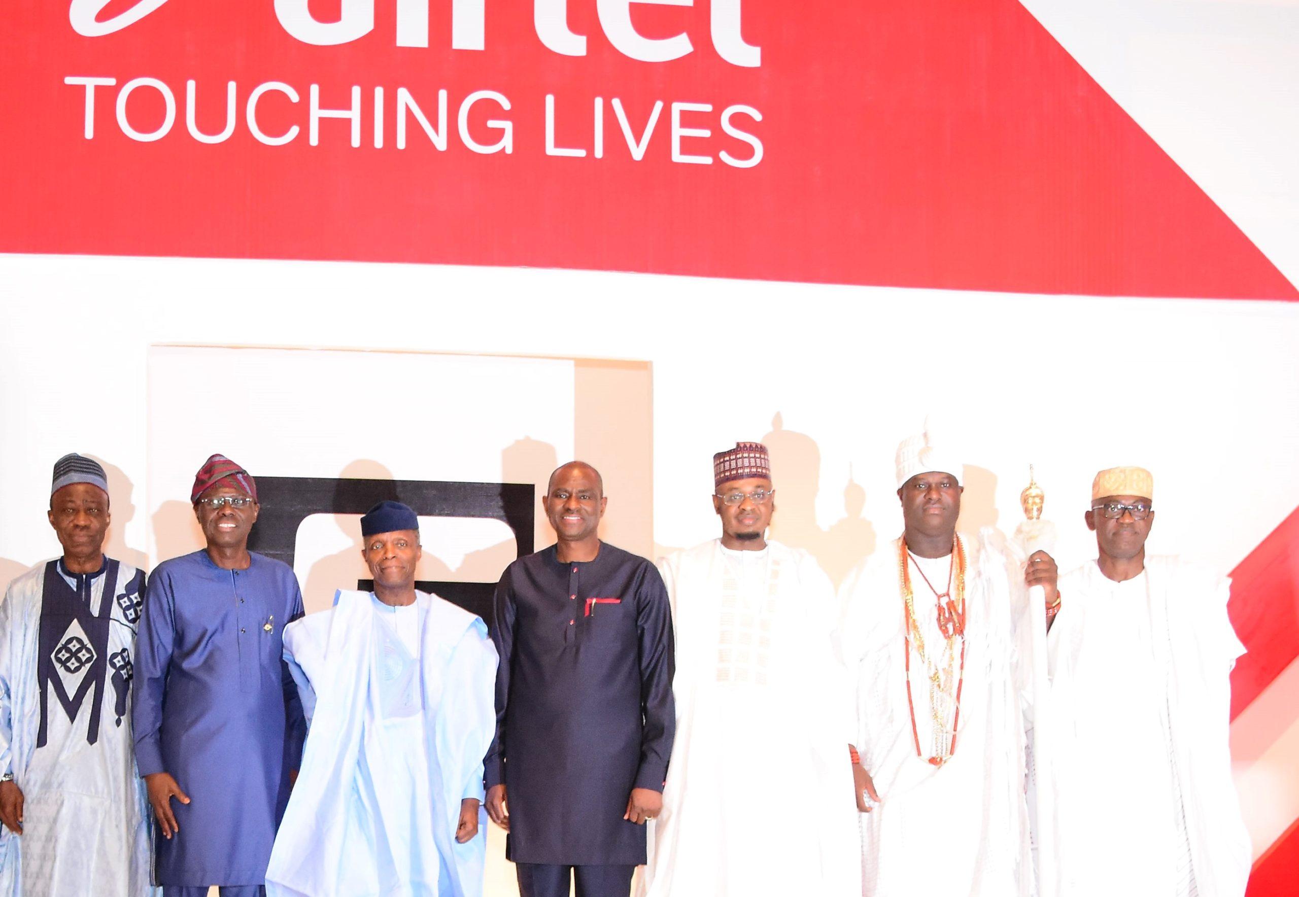 Osinbajo, Sanwo-Olu, Others Commend Airtel For Outstanding CSR Initiative