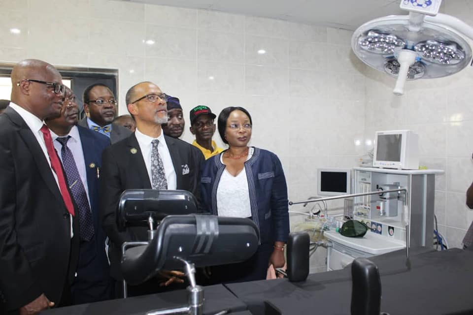 Sanwo-Olu calls for private sector support, partnership for quality Healthcare Delivery (Photos) - Brand Spur