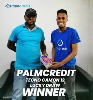 Spectranet Limited  and PalmCredict  Giveaway, Win Tecno smartphone and 60Gig mifi‎