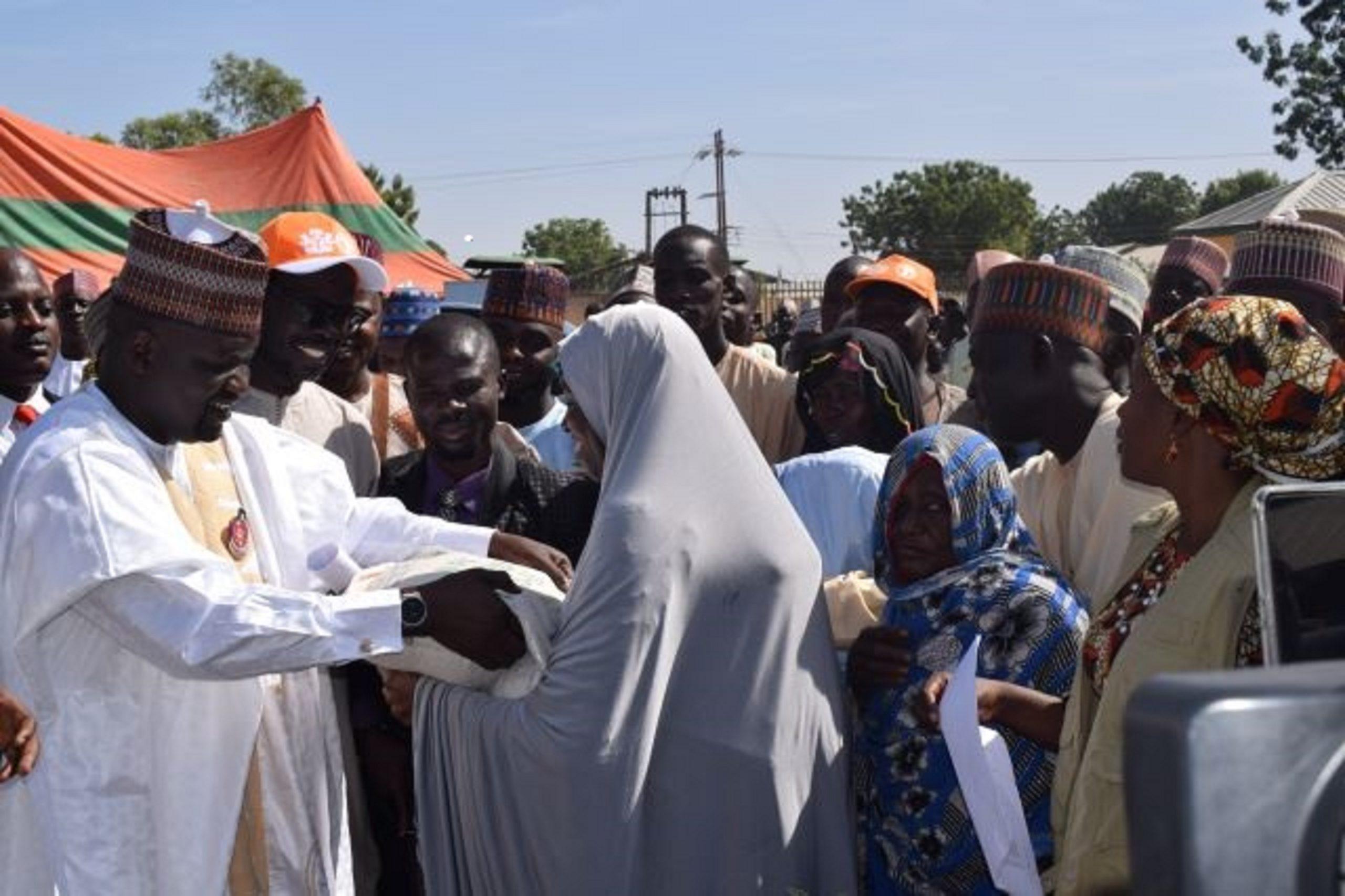 Tackling Food Insecurity in North-Eastern Nigeria