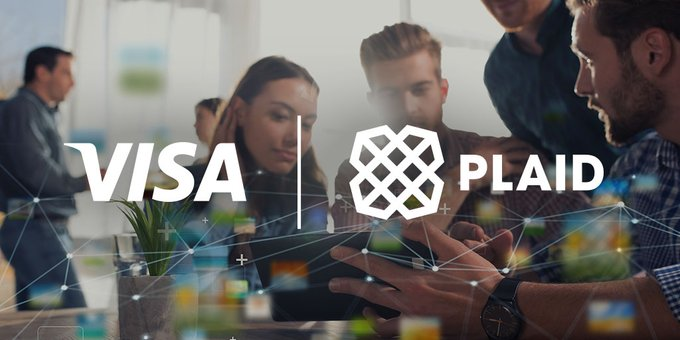 Visa To Acquire Plaid for $5.3bn - Brand Spur