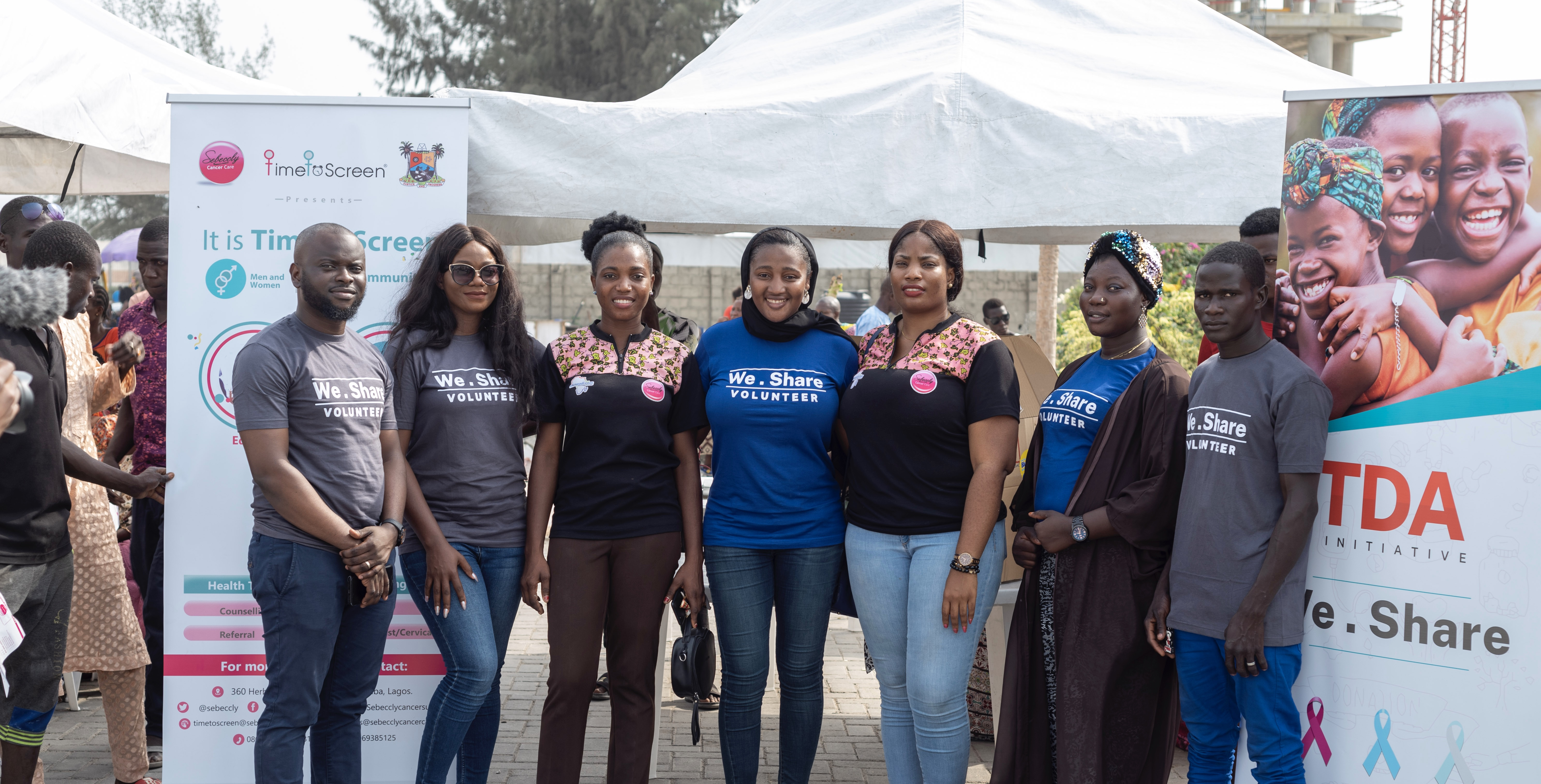 We.Share Foundation Donates To Less Privileged Nigerians, Promises to Empower More People - Brand Spur