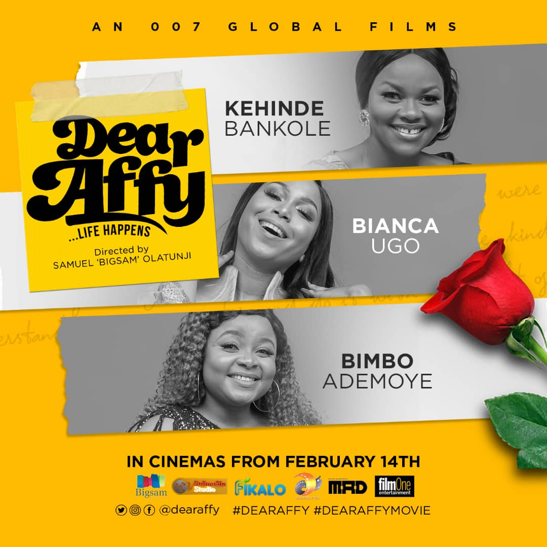 Limelight on Titans of Romantic Comedy, 'Dear Affy' - Brand Spur