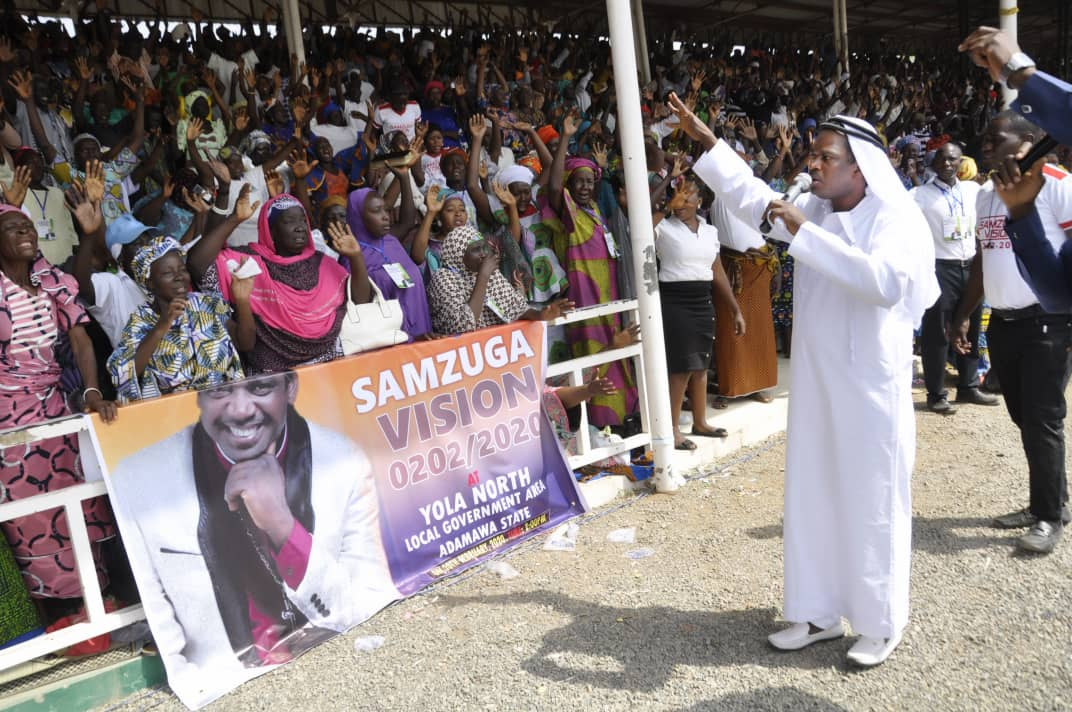 Bishop Sam Zuga To Raise 100 Millionaires Before the End of 2020, Unveils Plans