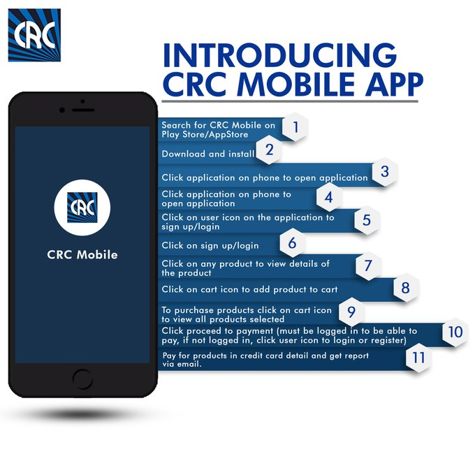 CRC Credit Bureau Unveils Mobile App to Boost Access to Credit Information