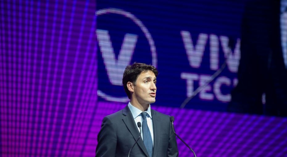 Canada's Digital Charter in Action - Justin Trudeau believes in crypto assets driven economy - Brand Spur