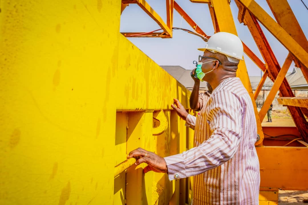 Ekiti Asphalt Plant Commences Operation (Photos) - Brand Spur