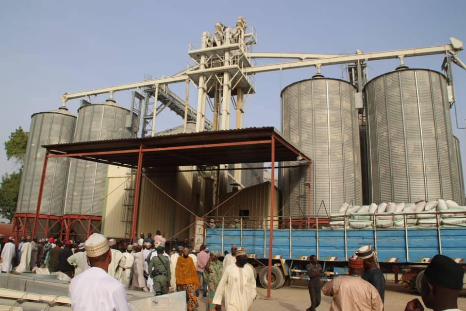 FG Plans to Review the Concession of It's Silos in Nigeria - Brand Spur