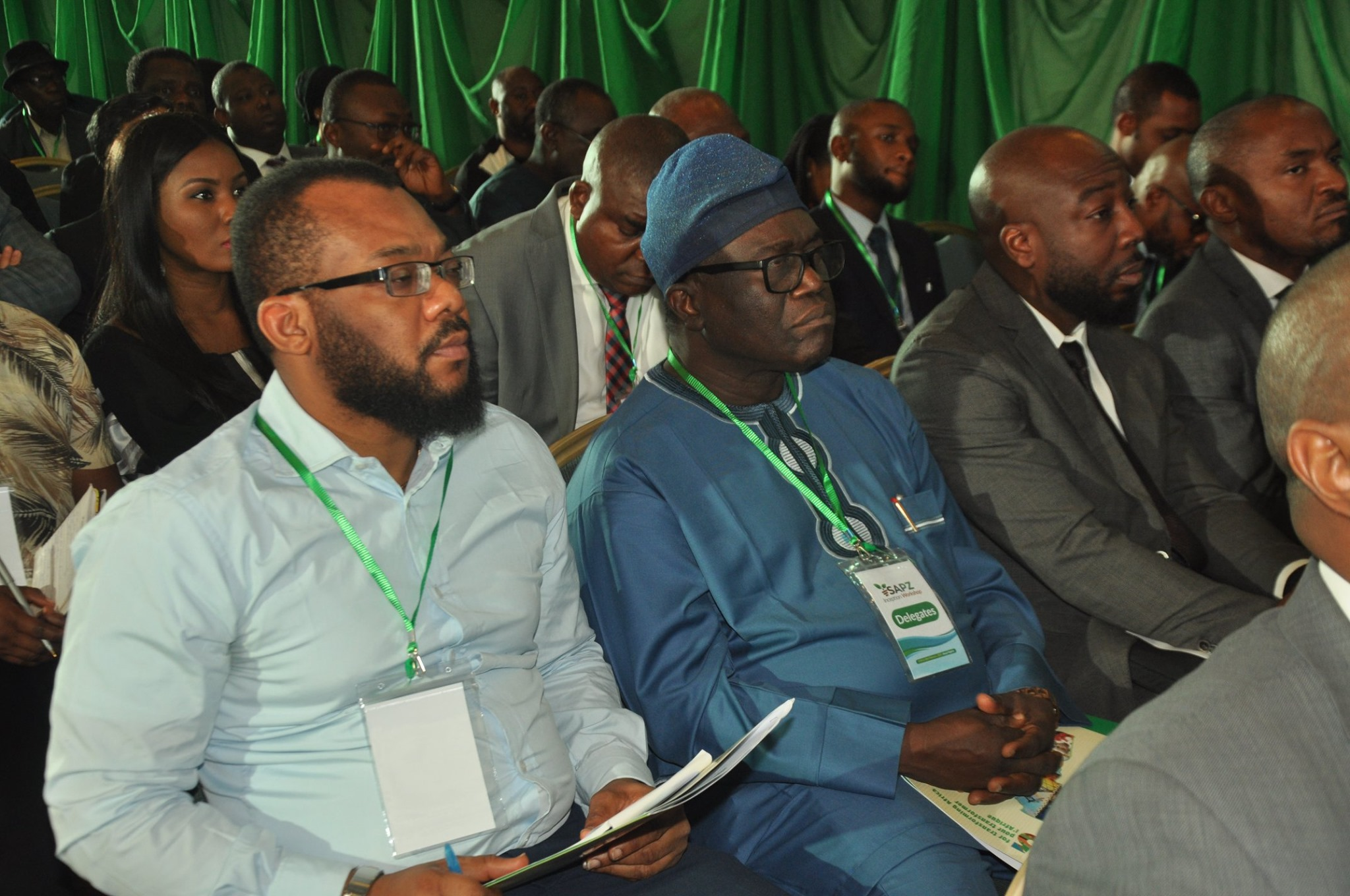FG sets up SAPZs - Targets Food Sufficiency, Employment and Revenue Generation - Brand Spur