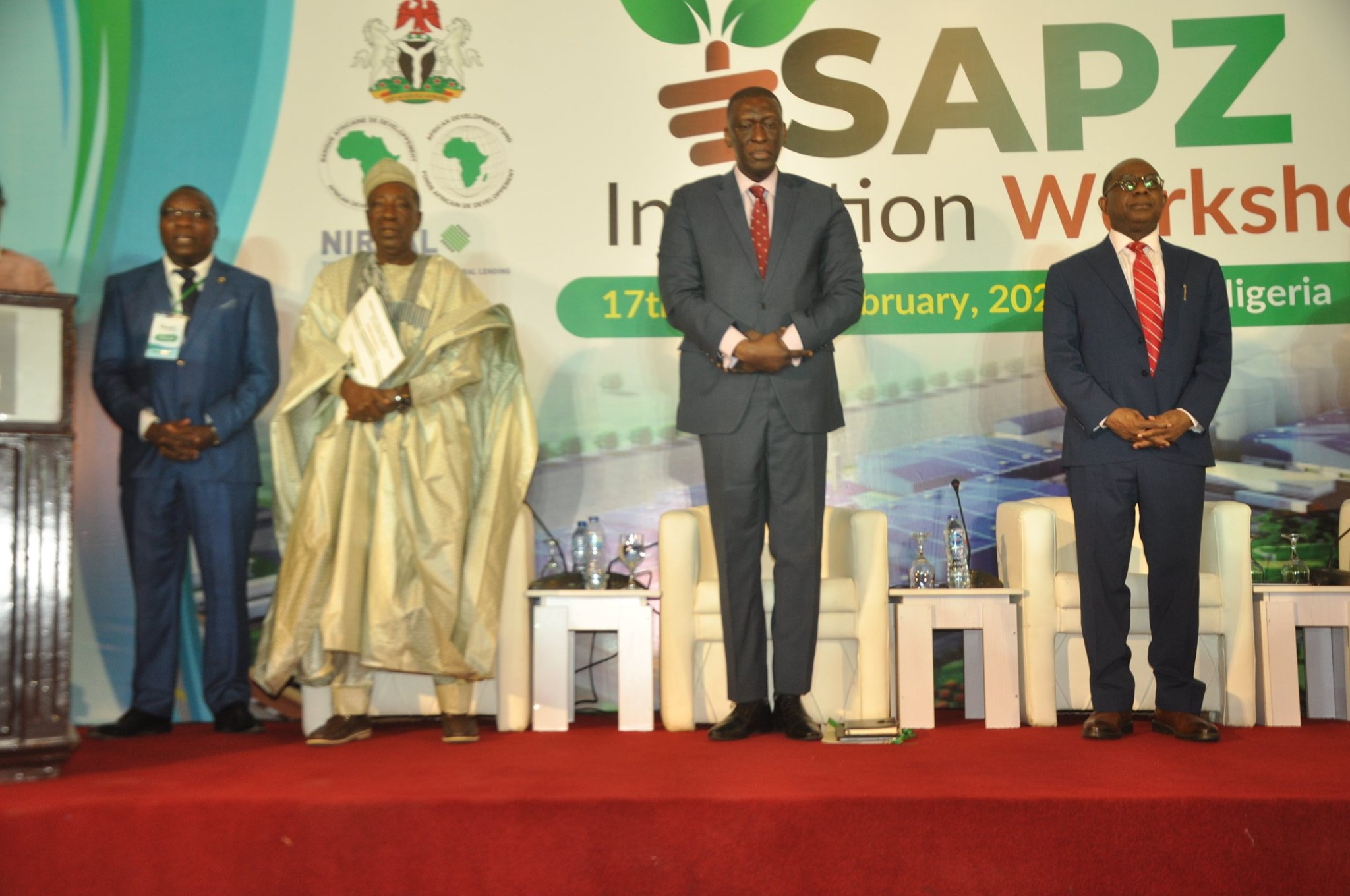 FG sets up SAPZs - Targets Food Sufficiency, Employment and Revenue Generation