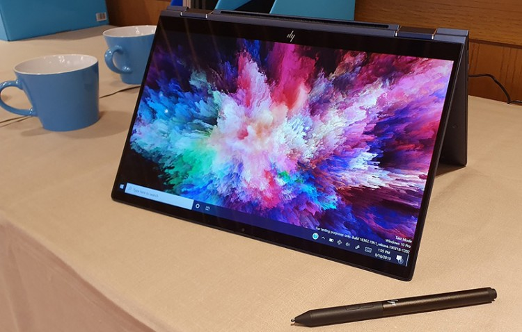 HP Nigeria Unveils HP Elite Dragonfly PC (Photos) - Brand Spur