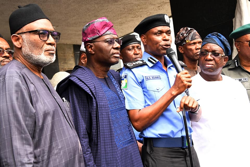 IGP, Southwest Governors agree on Amotekun - Brand Spur