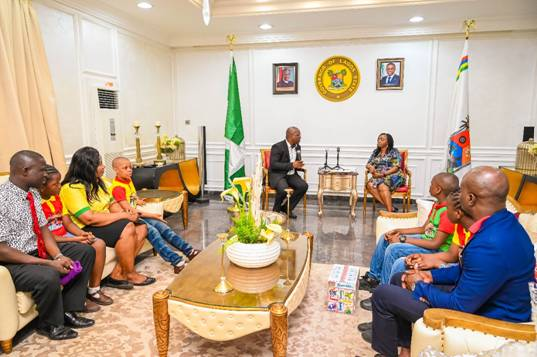 Indomie Fan Clubseeks Further Collaboration With The Office Of Lagos First Lady (Photos)