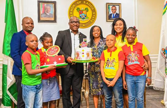 Indomie Fan Clubseeks Further Collaboration With The Office Of Lagos First Lady (Photos) - Brand Spur
