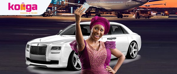 Konga Travel unveils new promo, offers travelers chauffeur-driven ride to airport in Rolls Royce - Brand Spur