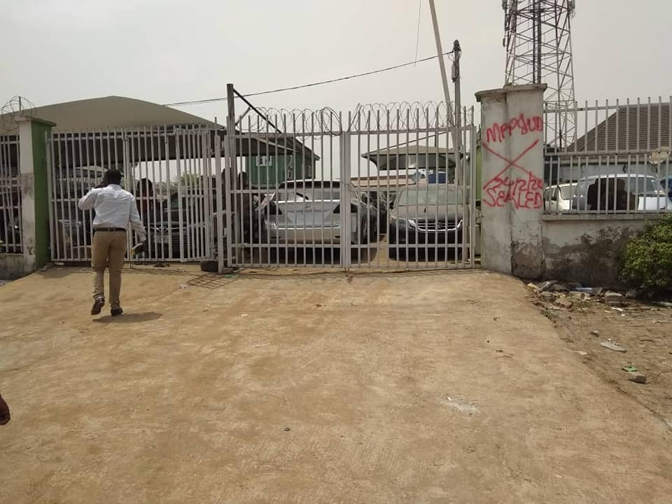 "Lagos Embarks On ""Operation Show your Planning Permit"" (Photos) - Brand Spur"