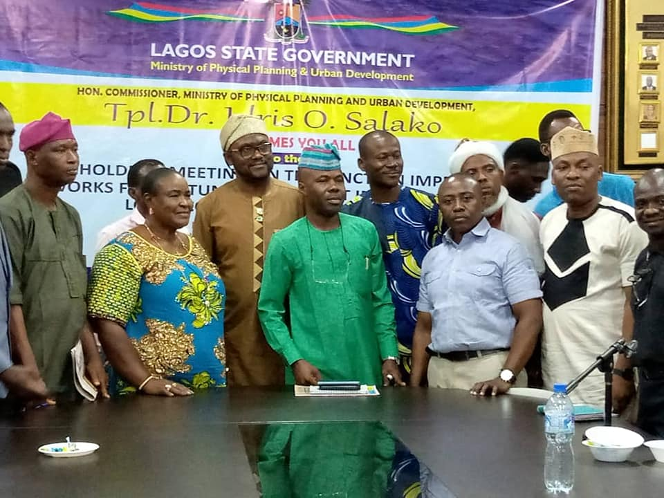 Lagos seeks cooperation of Stakeholders on the expansion of Ikotun Roundabout - Brand Spur