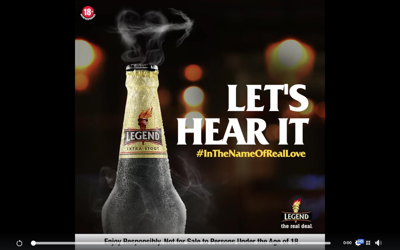 Legend Nigeria Valentine Contest #InTheNameOfRealLove, Win N15K Shopping Voucher - Brand Spur