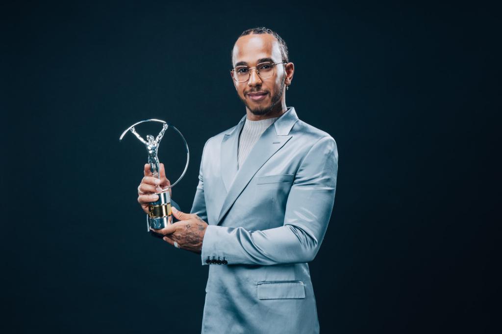 Lewis Hamilton Named Laureus Sportsman of the Year - Brand Spur