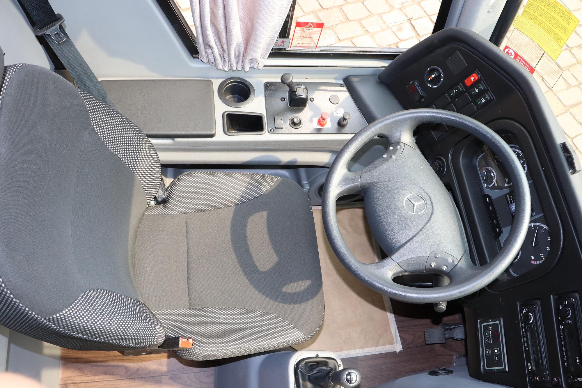 Mercedes-Benz Comil Campione Invictus 1200 unveiled! - Brand Spur