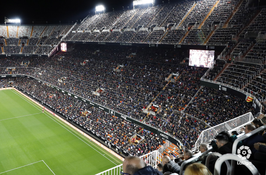 Behind The Screens Of Valencia CF: A Unique Audiovisual System - Brand Spur