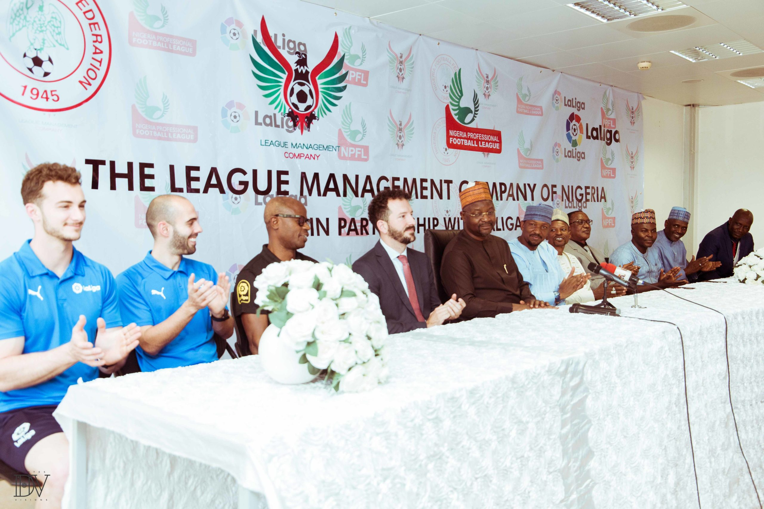 More Than 150 Coaches Attended The 4th Edition of The NPFL-LaLiga Coaching Clinic In Abuja - Brand Spur