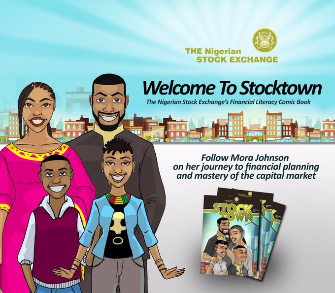 NSE Launches Comic Book to Boost Financial Literacy​