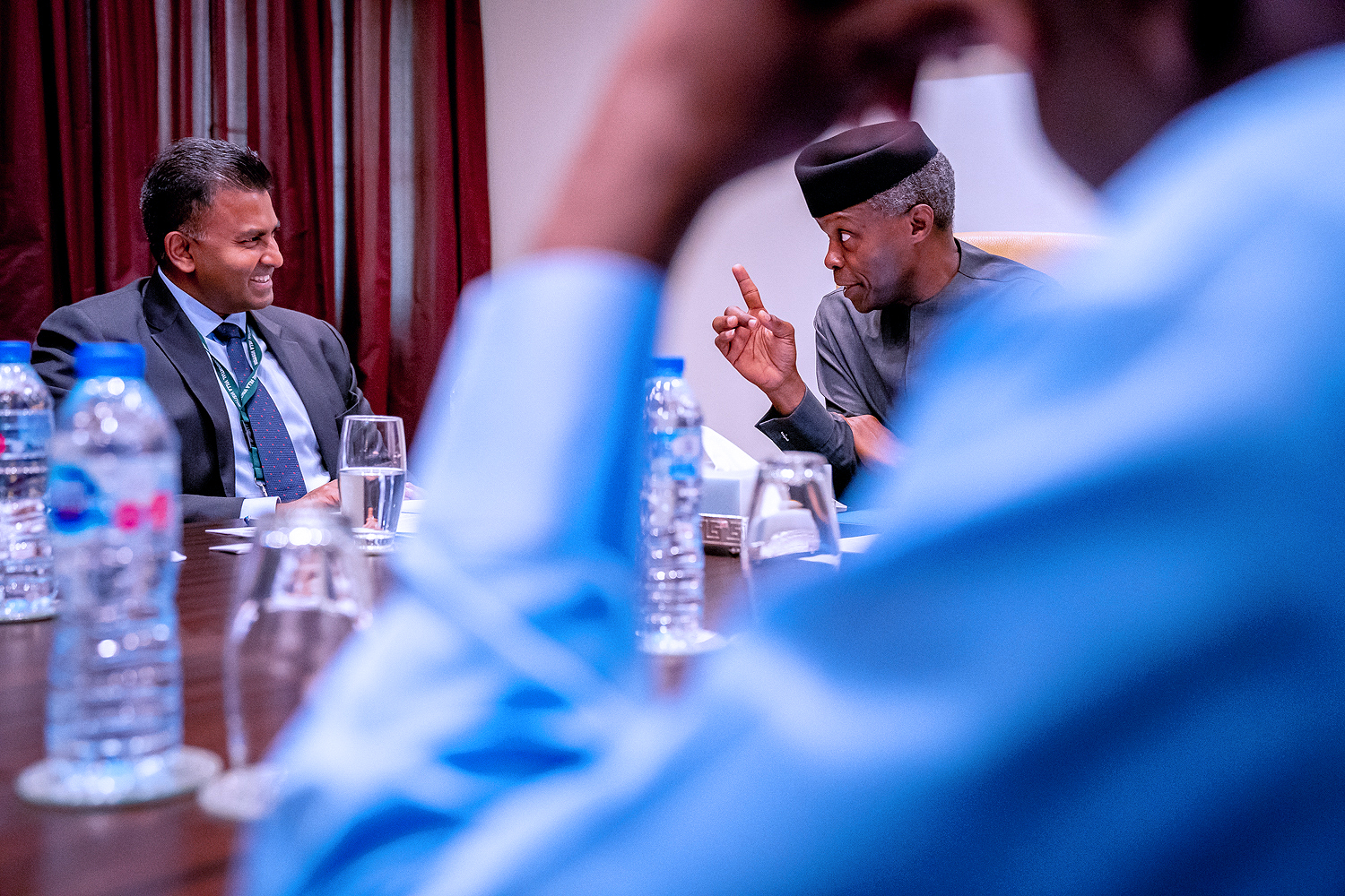P&G High-Level Visit to The VP To Discuss P&G's Plan To Increase Its Investment In Local Manufacturing (Photos) - Brand Spur