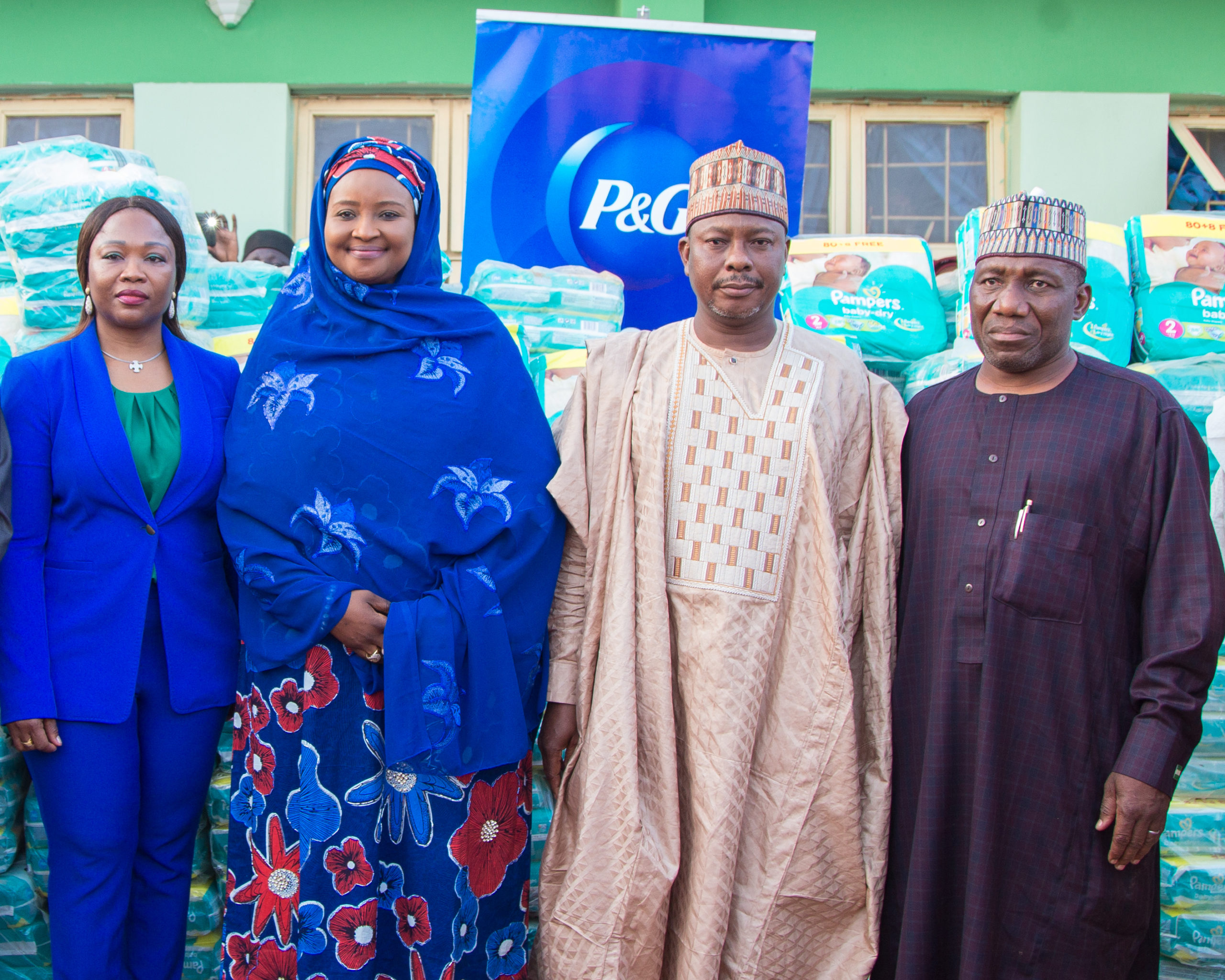 Procter & Gamble Partners With Kebbi State Government's Program Oninfant Mortality Reduction - Brand Spur
