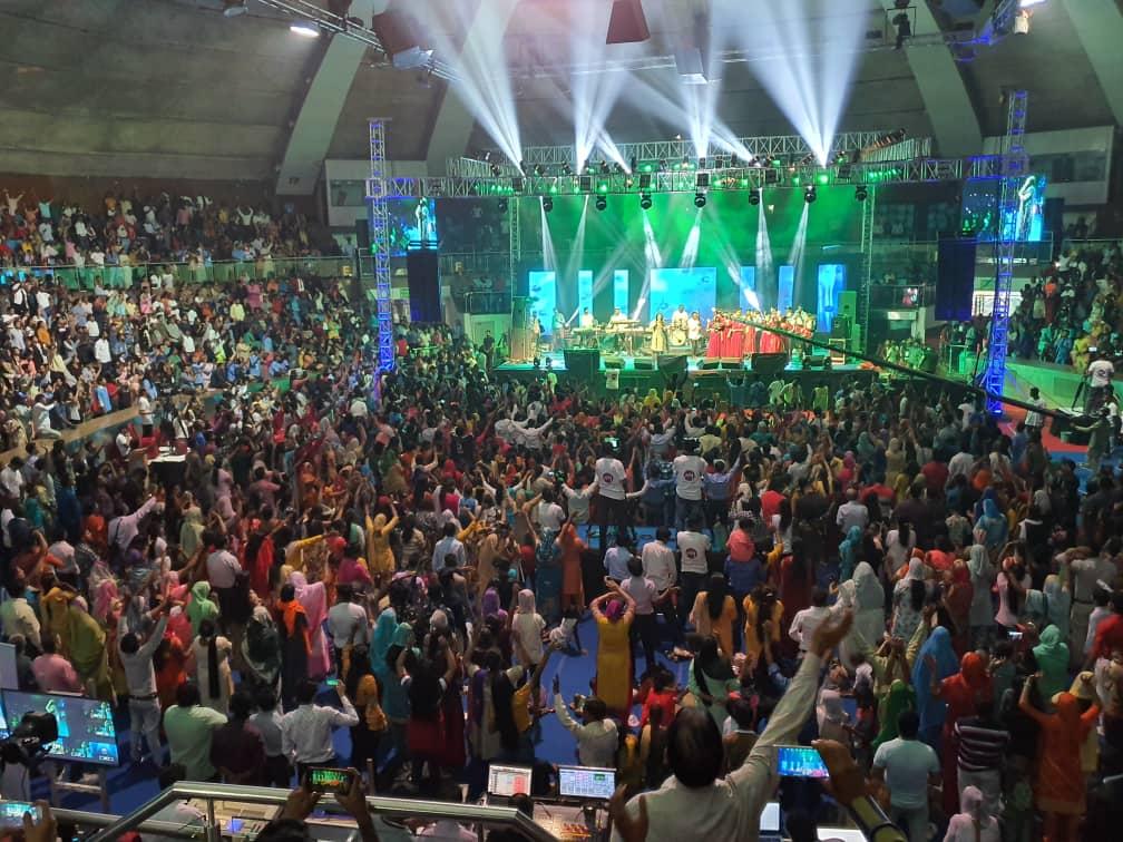 Sinach Set To Host 1st Edition Of Annual Mega Concert @Eko Hotel - Brand Spur