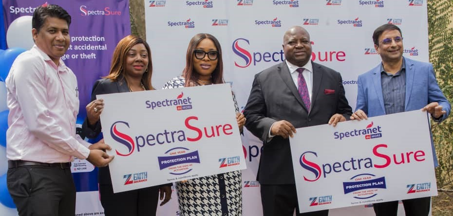 Spectranet Partners Zenith Insurance, Offers SpectraSure - a Protection Cover for MiFis and Modems Against Theft and Accidental Damage (Photos)